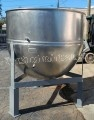 LEE steam jacketed kettle