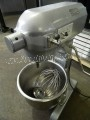 HOBART A-200 20QT MIXER FLOOR MODEL W/ STAINLESS STEEL BOWL & WHIP