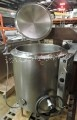 Groen AH/1-40 Commercial 40 Gal Stationary Gas Steam-Jacketed Kettle