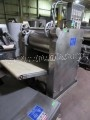 Moline double sheeter w/ feed conveyor and control panel MODEL 16-24